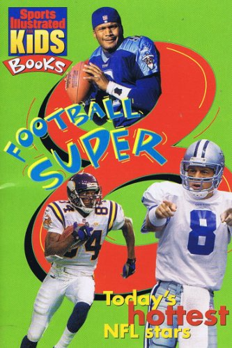 9781930623026: Football super 8: Today's hottest NFL stars