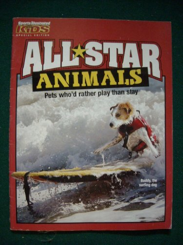 9781930623354: Pets Who'd Rather Play Than Stay: All Star Animals