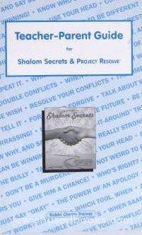9781930640047: Teacher Parent Guide: Shalom Secrets