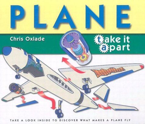 9781930643956: Plane (Take It Apart Series)