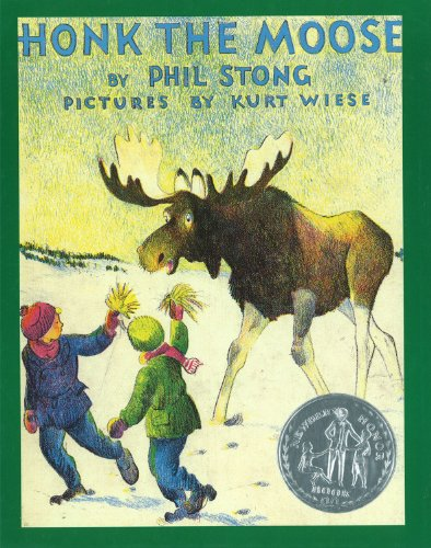 Honk the Moose (Nature): Phil Stong