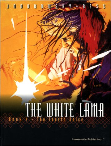 9781930652088: The White Lama Book 4 - The Fourth Voice