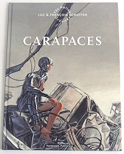 9781930652217: Carapaces (The Hollow Grounds)