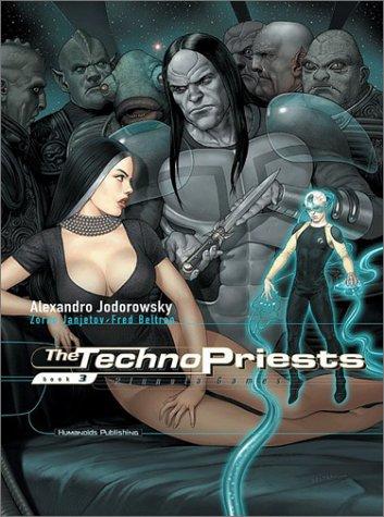 9781930652316: The Techno Priests - Book 3 - Planeta Games