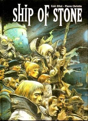 9781930652392: Ship of stone