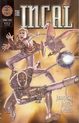 9781930652682: The Incal Number 10