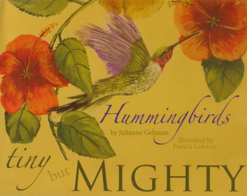 Hummingbirds tiny but mighty: Julianne Gehman