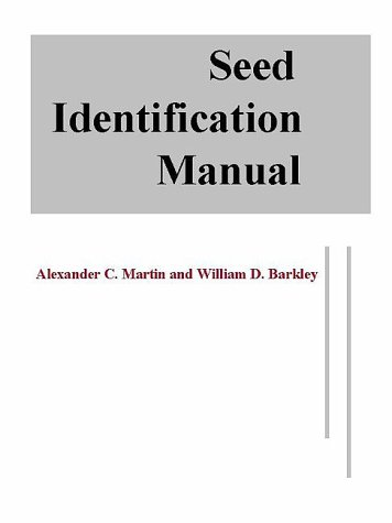 9781930665033: Seed Identification Manual