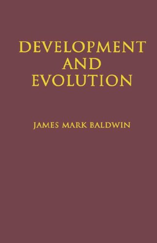 9781930665132: Development and Evolution