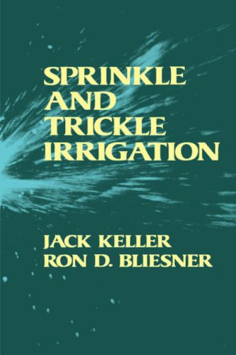 9781930665194: Sprinkle and Trickle Irrigation