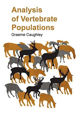 9781930665217: Analysis of Vertebrate Population