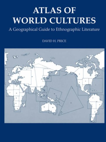 9781930665231: Atlas of World Cultures: A Geographical Guide to Ethnographic Literature