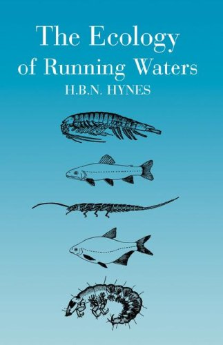 9781930665330: The Ecology of Running Waters