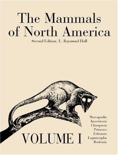 9781930665354: The Mammals of North America (Two Volume Set)