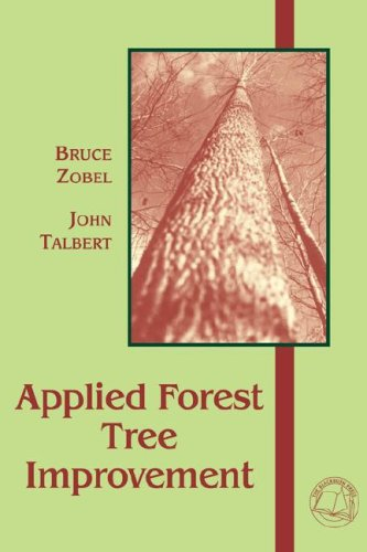 9781930665811: Applied Forest Tree Improvement