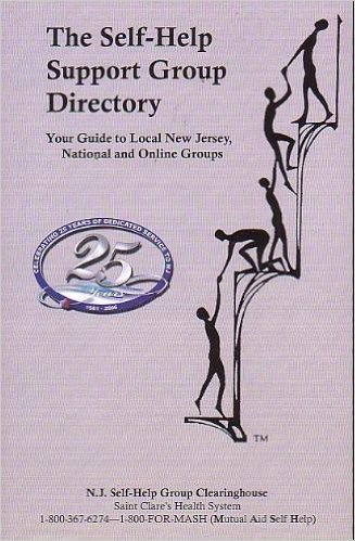 9781930683068: The The Self-Help Support Group Directory: Your Guide to Local New Jersey, National, and Online Groups