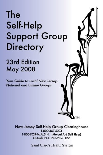 9781930683082: The Self-Help Support Group Directory - 23rd Edition