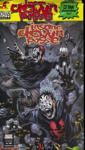 9781930687998: INSANE CLOWN POSSE The Pendulum #11 Comic & CD NEW ICP