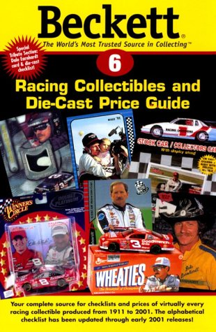9781930692091: Beckett Racing Collectibles and Die-Cast Price Guide (Beckett Racing Collectibles Price Guide)