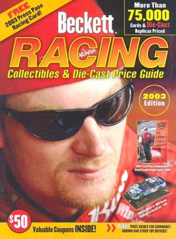 9781930692275: 8: Beckett Racing Collectibles And Die Cast Price Guide
