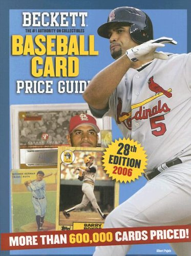 Beckett Baseball Card Price Guide: James Beckett