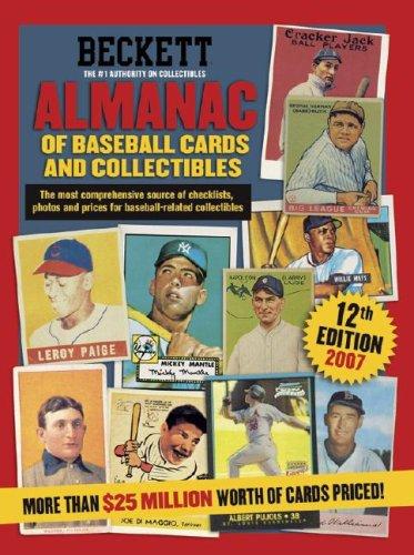 9781930692565: Beckett Baseball Almanac #12 (Beckett Almanac of Baseball Cards & Collectibles)