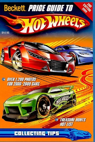 Beckett price guide to hot wheels by beckett media.