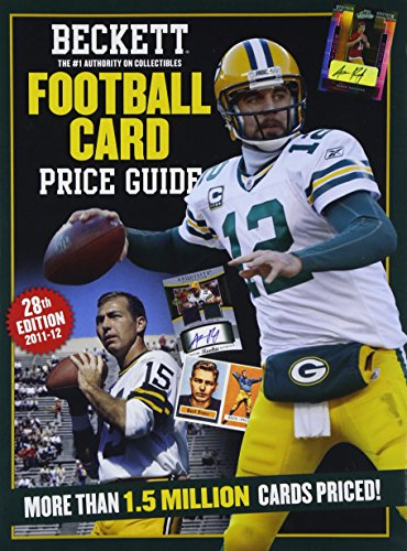 Beckett Football Card Price Guide 2011-12