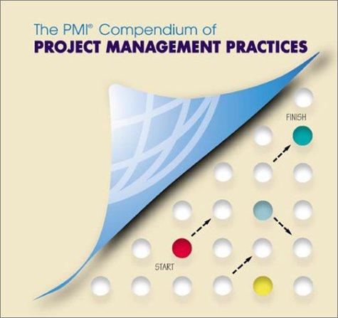 9781930699021: The PMI Compendium of Project Management Practices