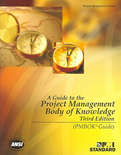 9781930699458: A Guide to the Project Management Body of Knowledge, Third Edition (PMBOK Guides)