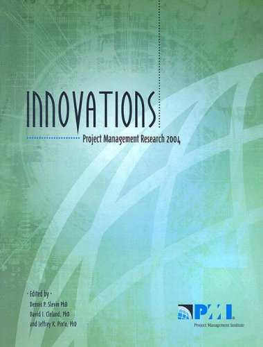 9781930699595: Innovations: Project Management Research 2004