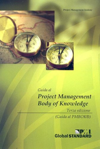 9781930699717: A Guida Al Project Management Body Of Knowledge (Italian Edition)