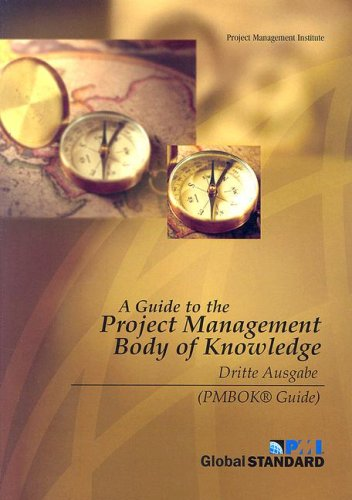 9781930699724: A Guide To The Project Management Body Of Knowledge: Official German Translation (German Edition)