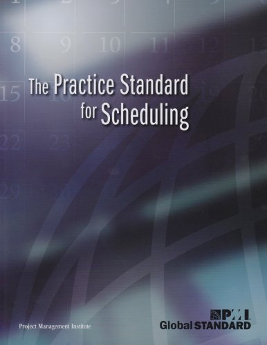 9781930699847: Practice Standard for Scheduling