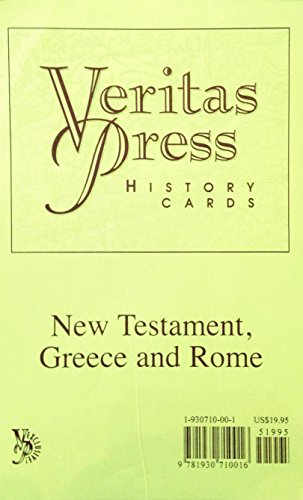 9781930710016: Veritas, New Testament, Greece, And Rome Cards
