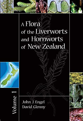 A Flora of the Liverworts and Hornworts: John J. Engel,