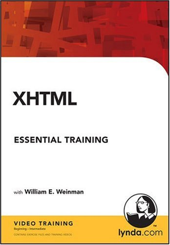 XHTML Essential Training: William E. Weinman