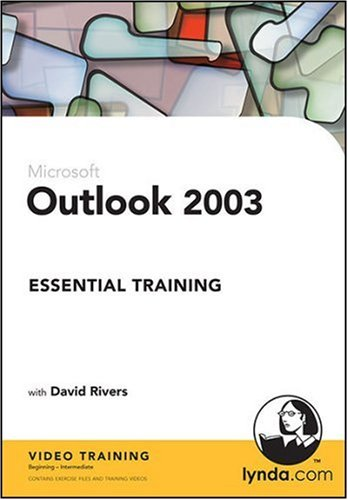 9781930727830: Outlook 2003 Essential Training