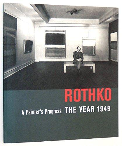 Mark Rothko A Painter's Progress : The: Rothko, Mark, ROSE,