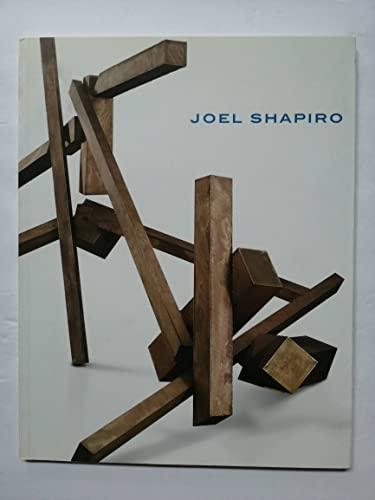 Joel Shapiro: New Sculpture (exhibition), November 2,: Joel Shapiro