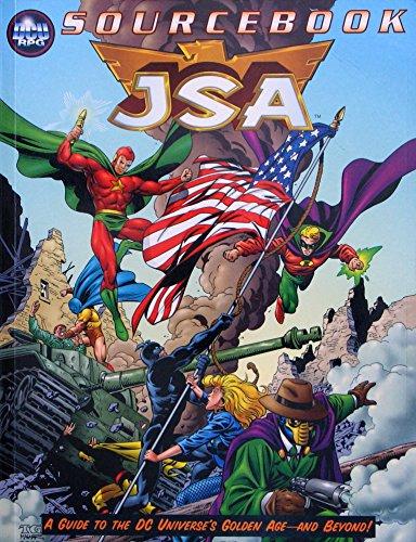 JSA Sourcebook (DC Universe (West End Games))