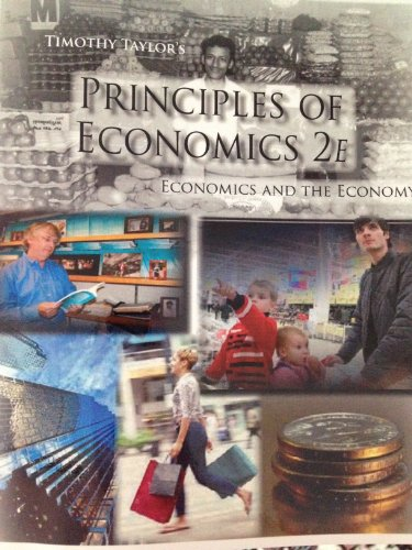9781930789135: Principles of Economics: Economics and the Economy, 2nd Edition