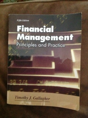 9781930789784: FINANCIAL MANAGEMENT