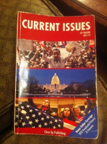 9781930810310: Current Issues 2011-2012 (Current Issues)