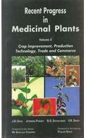 RECENT PROGRESS IN MEDICINAL PLANTS: VOL.5 CROP IMPROVEMENT, PRODUCTION, TECHNOLOGY TRADE AND ...