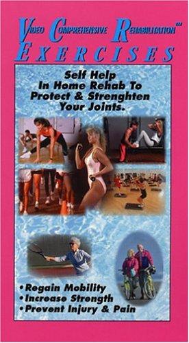 9781930822221: Hip Pain Gentle Exercises [VHS]
