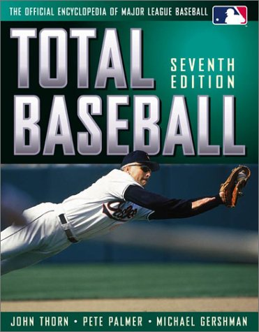 9781930844018: Total Baseball: The Official Encyclopedia of Major League Baseball