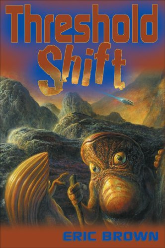 Threshold Shift (1930846436) by Eric Brown