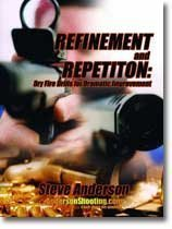 Refinement and Repetition: Dry-fire Drills for Dramatic: Steve Anderson