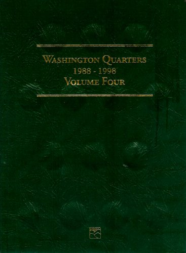 9781930848016: Washington Quarters 1988 - 1998 (Volume 4)